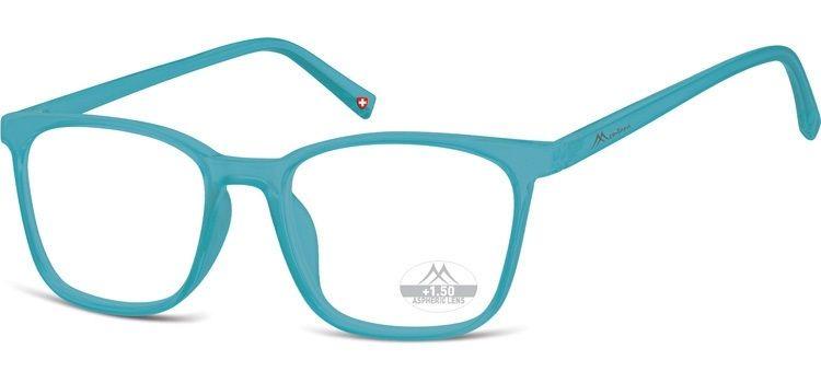 MONTANA EYEWEAR Dioptrické brýle HMR56E BLUE/ +3,50