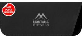 Polarizační brýle MONTANA MP42B grey lenses Cat.3 + pouzdro MONTANA EYEWEAR E-batoh