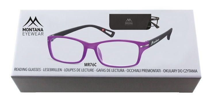 MONTANA EYEWEAR Dioptrické brýle BOX76C +1,00