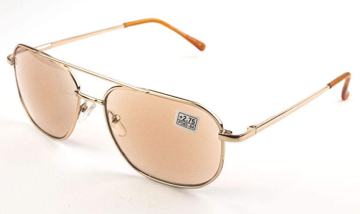 Samozabarvovací dioptrické brýle na krátkozrakost 8982 vakko -5,50