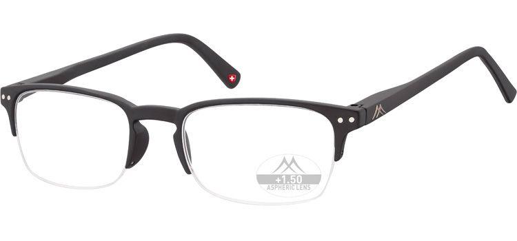 MONTANA EYEWEAR Dioptrické brýle MR71 BLACK+1,50 Flex