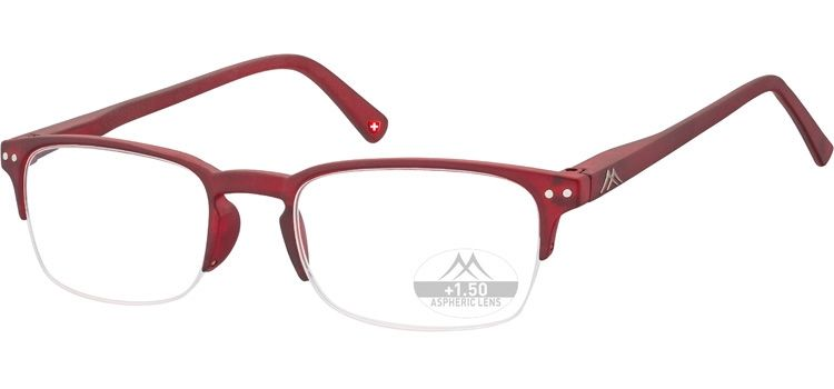 MONTANA EYEWEAR Dioptrické brýle MR71C +2,00 Flex