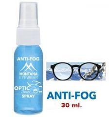 Sprej na čištění brýlí / proti zamlžování 30ml