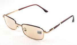 Samozabarvovací dioptrické brýle 7069 vakko SKLO +6,00