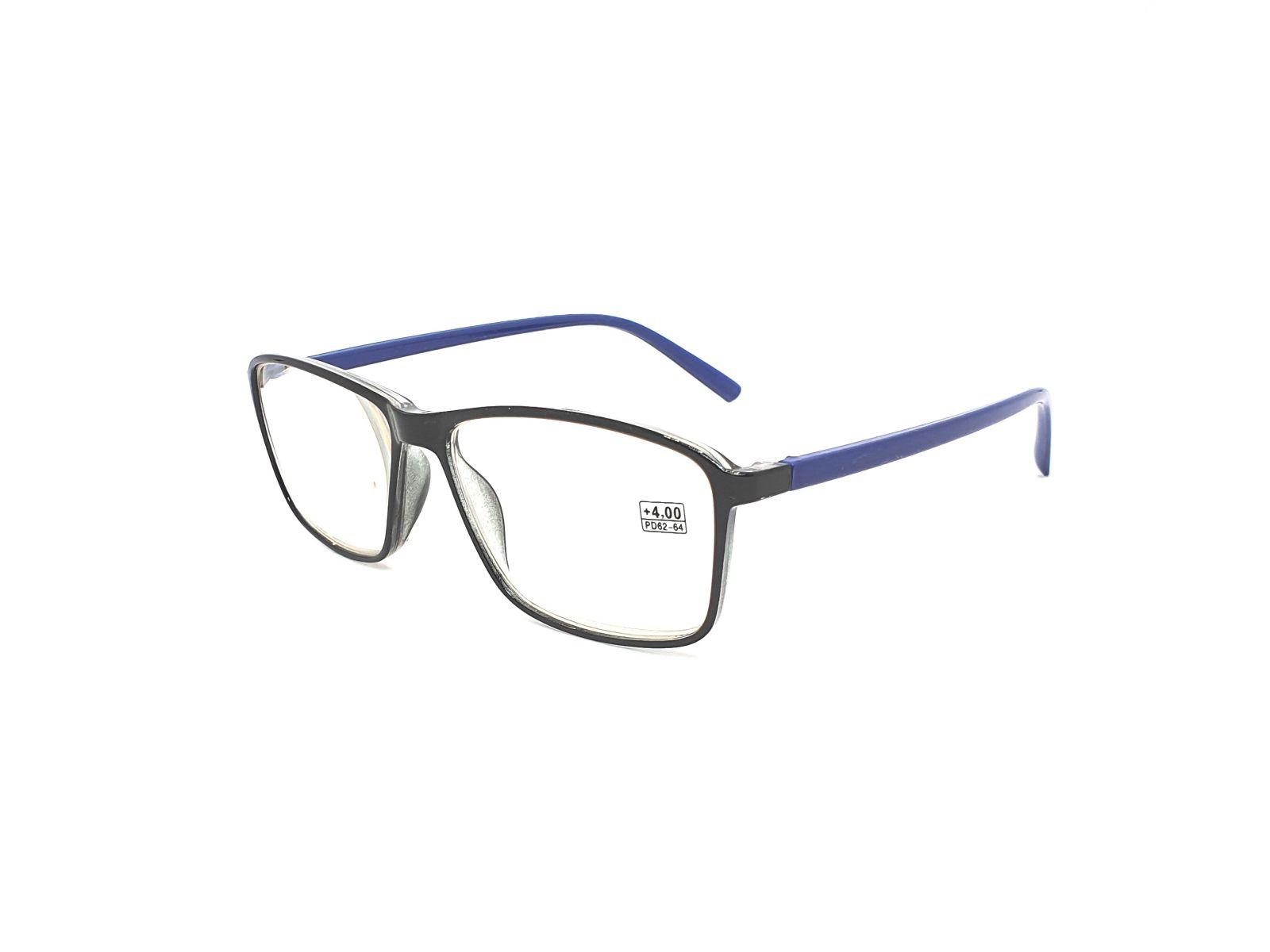 Dioptrické brýle 17218 / +3,00 blue