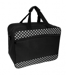 Příruční zavazadlo pro WIZZAIR 55x40x20 BLACK-DOT