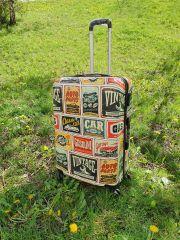 Cestovní kufr ABS CAAR TR-A29 velký L