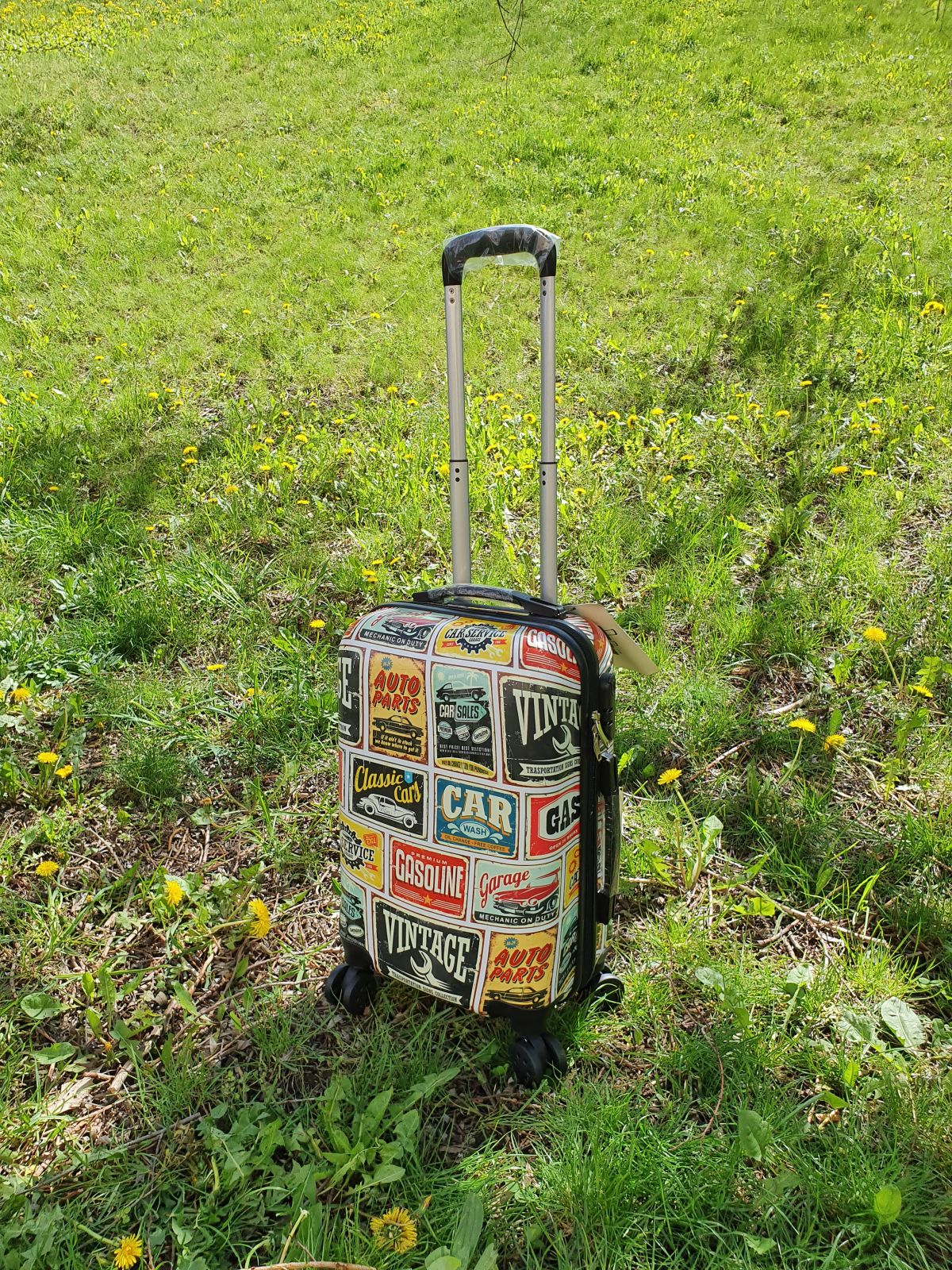 Cestovní kufr ABS CAR TR-A29 S