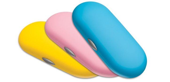Pouzdro na dětské dioptrické brýle HC23 žluté