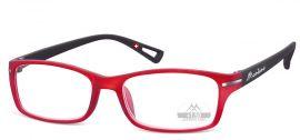 Dioptrické brýle MR76B BLACK RED +3,00