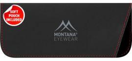 Dioptrické brýle MR76B BLACK RED +3,00 MONTANA EYEWEAR E-batoh