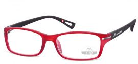 Dioptrické brýle MR76B BLACK RED +3,50