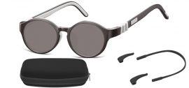 Dětské sluneční brýle (6-8let) flexibilní SK7C obroučky+ příslušenství + pouzdro