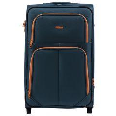 Cestovní kufr WINGS 214 DOUBLE TOURQUSE  malý S