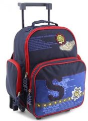 Školní batoh trolley Fox Co. Šerif