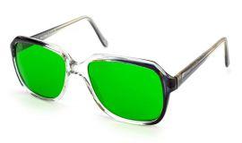 Anti-glaukom brýle 005 Zelený zákal