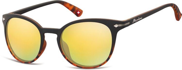 Sluneční brýle MONTANA MS50B Cat.3 zrcadlové čočky