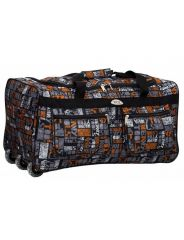 Cestovní taška na kolečkách RODOS A2 OR - 125L