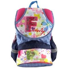 Target Školní batoh , motiv jeans