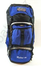 Cestovní KROSNA - ROLAN CB-56 70l modrá E-batoh