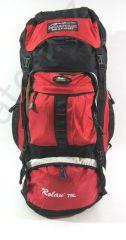 Cestovní KROSNA - ROLAN CB-56 70l červená 1, batoh na hory E-batoh