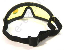 Brýle na snowboard a lyžovaní SPS0019B CAT.0 E-batoh