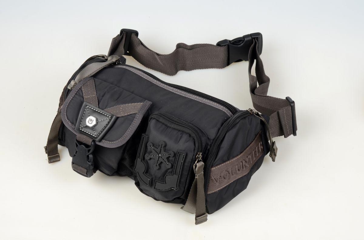 Ledvinka VOLUNTEER VA-1490-21 Black E-batoh