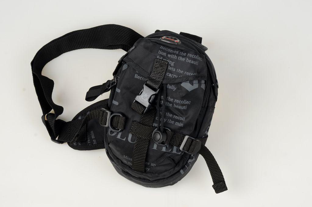 Ledvinka VOLUNTEER VA-1518-01 Black E-batoh
