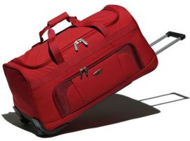 Travelite Orlando Travel Bag 2w Red E-batoh
