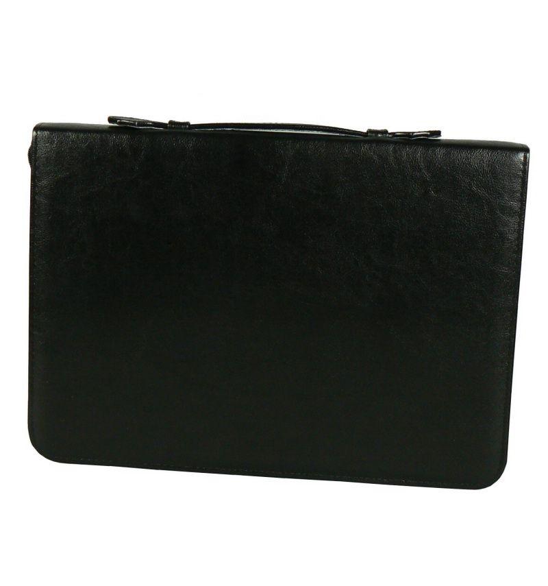 Spisovka REAbags 7410 - černá E-batoh