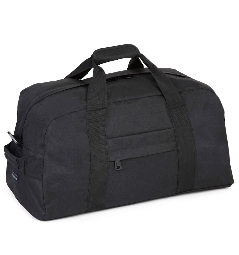 Cestovní taška MEMBER'S HA-0046 - černá E-batoh