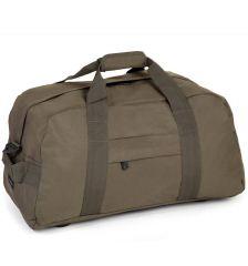 Cestovní taška MEMBER'S HA-0046 - khaki E-batoh