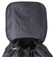 Nákupní taška na kolečkách HOPPA ST-40 - černá E-batoh