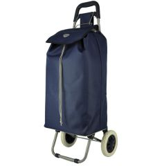 Nákupní taška na kolečkách HOPPA ST-40 - modrá