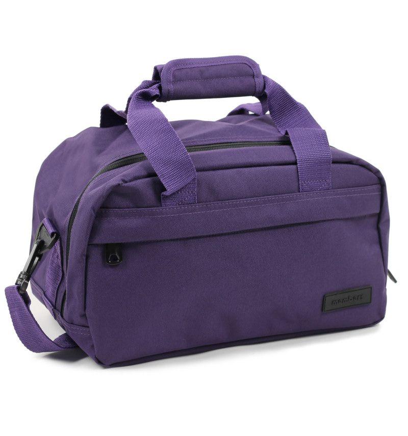 Cestovní taška MEMBER'S SB-0043 - fialová E-batoh