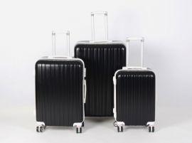Cestovní kufry sada ABS Trolleykoffer TR-A14 černá
