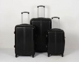 Cestovní kufry sada ABS Trolleykoffer TR-A16 černá