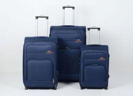 Trolley-CASE TC-B15  sada 3 kufru modrá