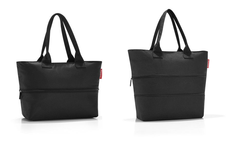 Reisenthel Shopper e1 Black E-batoh