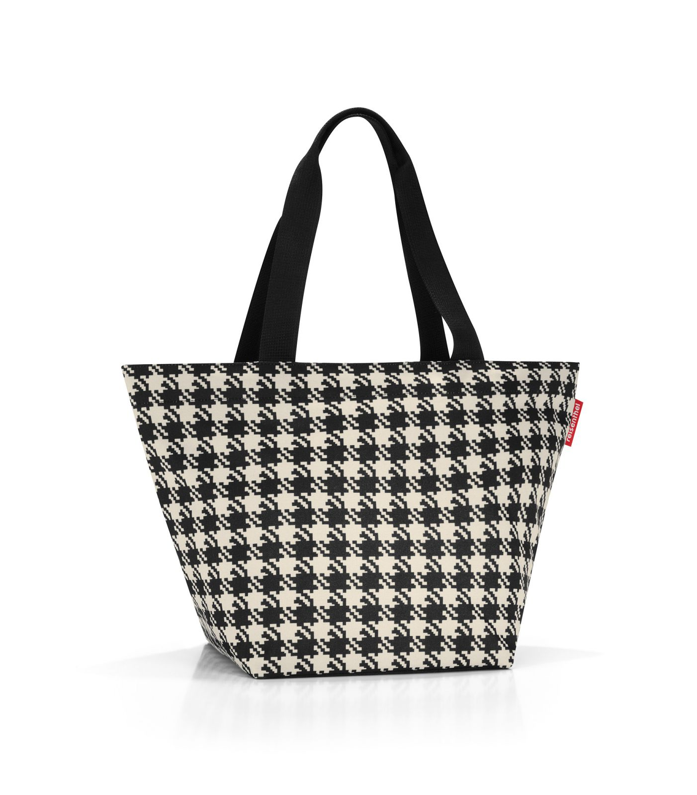 Reisenthel Shopper M Fifties Black E-batoh