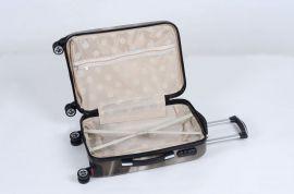 Cestovní kufry sada ABS PARIS TR-A29E E-batoh