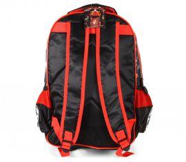 Školní batoh 3D obrázek CRAZY CAR RED E-batoh