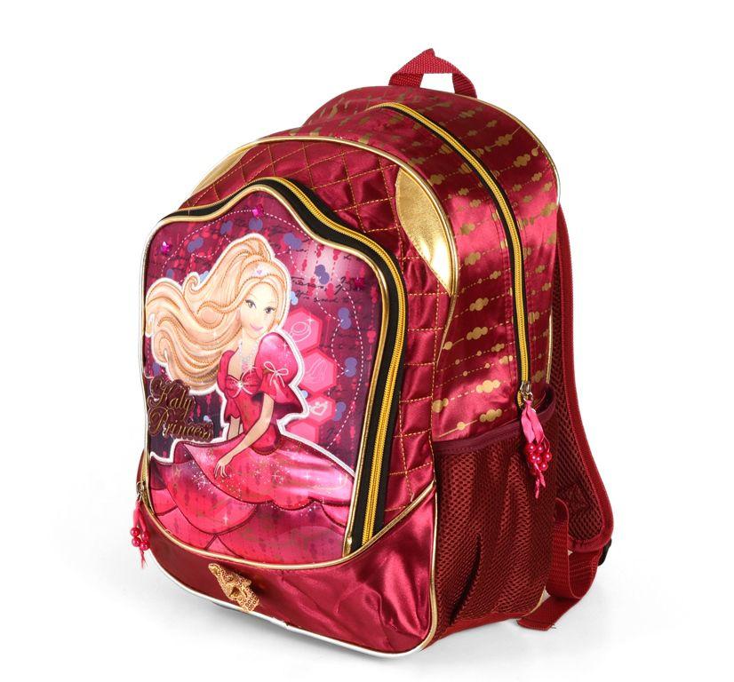 Školní batoh 3D obrázek KALY PRINCESS