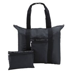 Travelite Minimax Foldable Shopper Black E-batoh