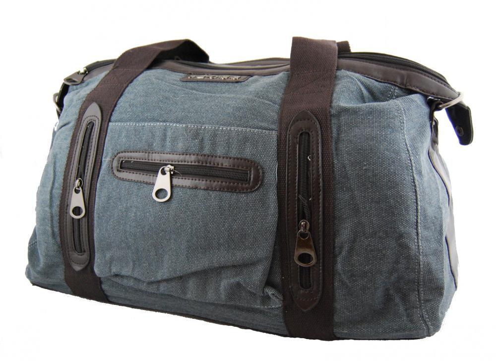 Lehká cestovní taška 3071-1 modrá GEOSS E-batoh