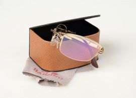 SKLÁDACÍ dioptrické brýle BAIGING 6629 +3,50 otevřené dole E-batoh