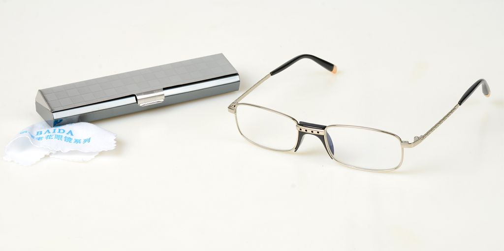 Dioptrické brýle BAIDA 3019 +1,00 E-batoh