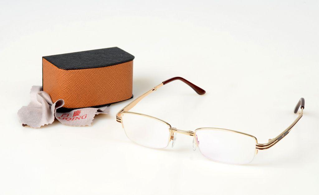 SKLÁDACÍ dioptrické brýle BAIGING 6629 +1,00