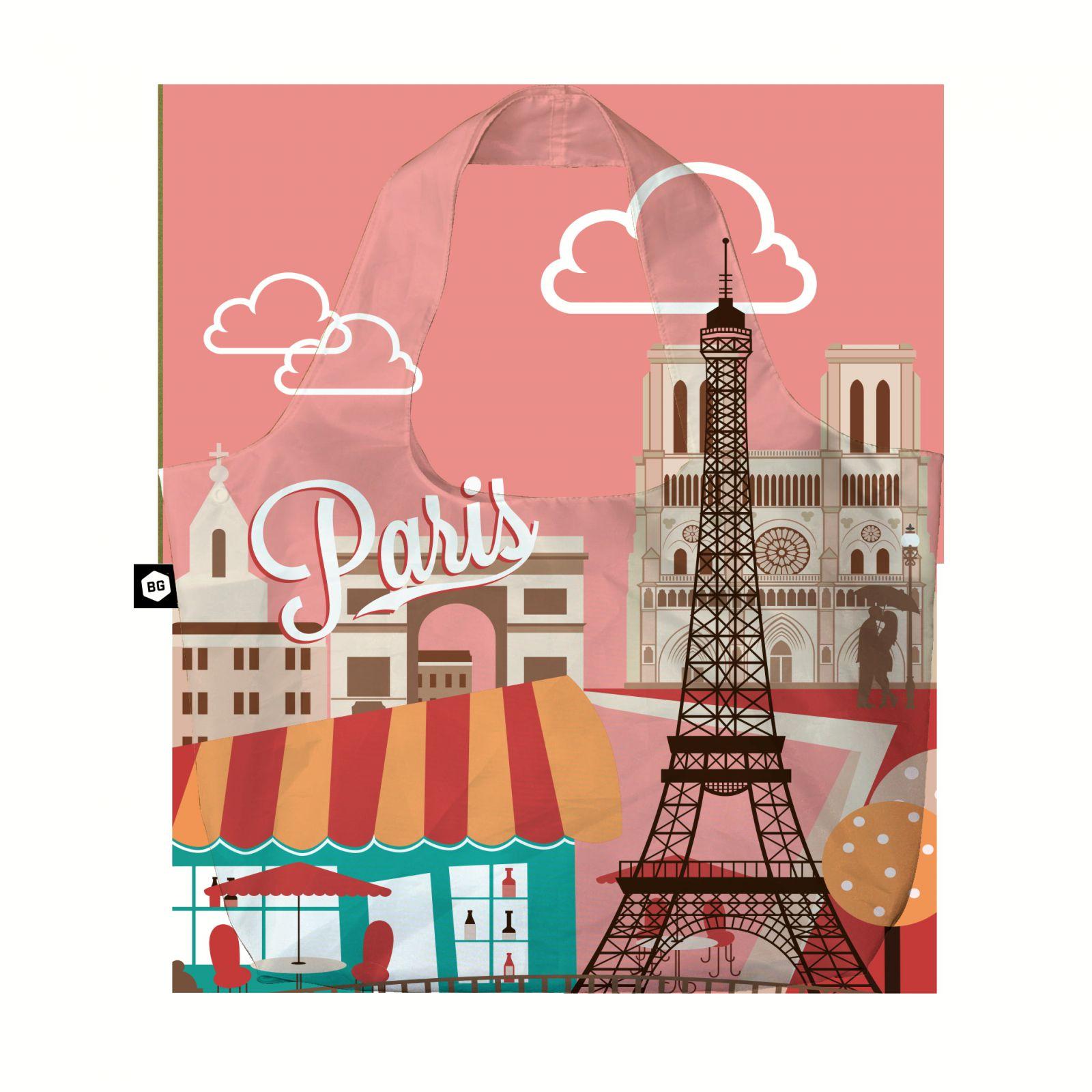 BG Berlin Eco Bag Paris E-batoh
