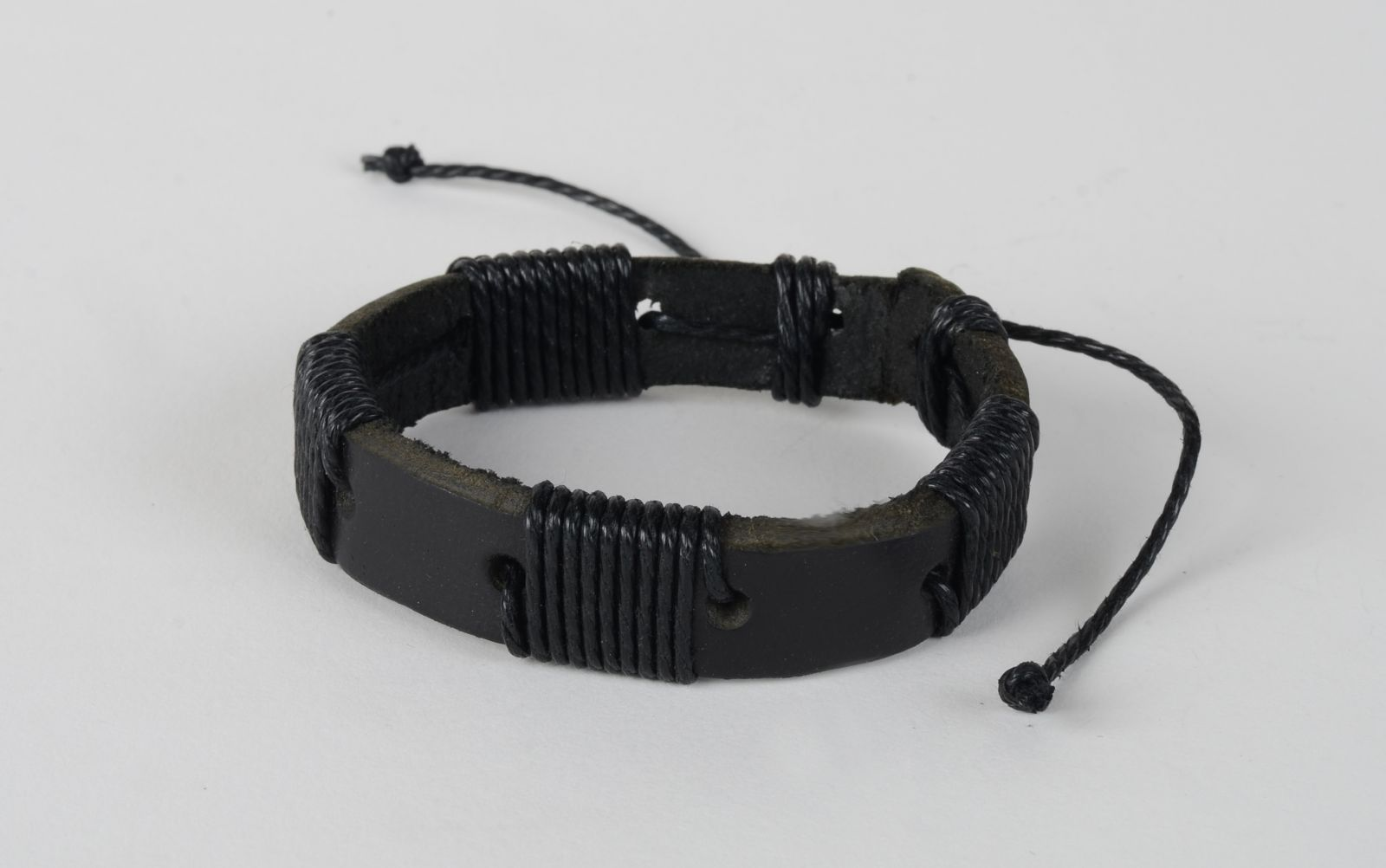 Kožený náramek unisex styl 176 E-batoh